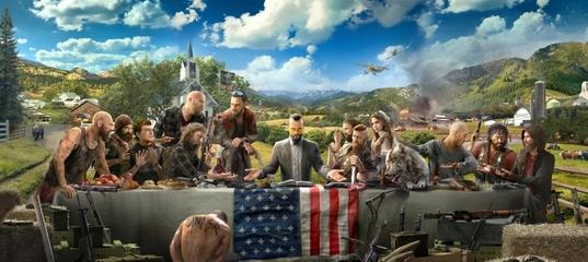 Игру Far Cry 5 о войне с сектантами в глубинке США отдают со скидкой -75% —  Ferra.ru