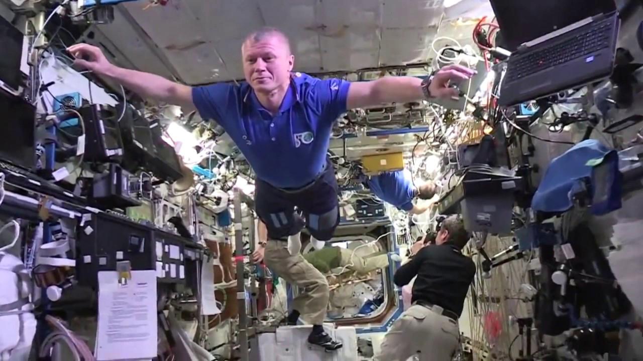 Эксперты выявили повышенное количество дурманящего газа в воздухе на МКС