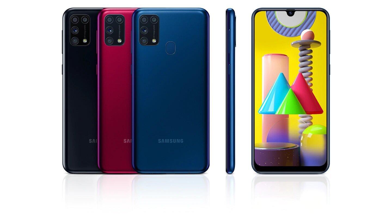 Samsung назвала российские цены нового смартфона с 6000 мАч в аккумуляторе