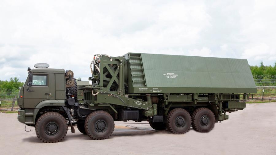 Россия продаст за границу станцию для обнаружения гиперзвуковых ракет
