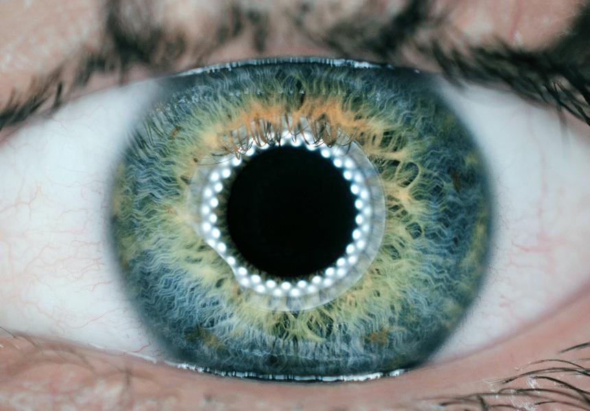 Создан бионический глаз, который превосходит человеческий