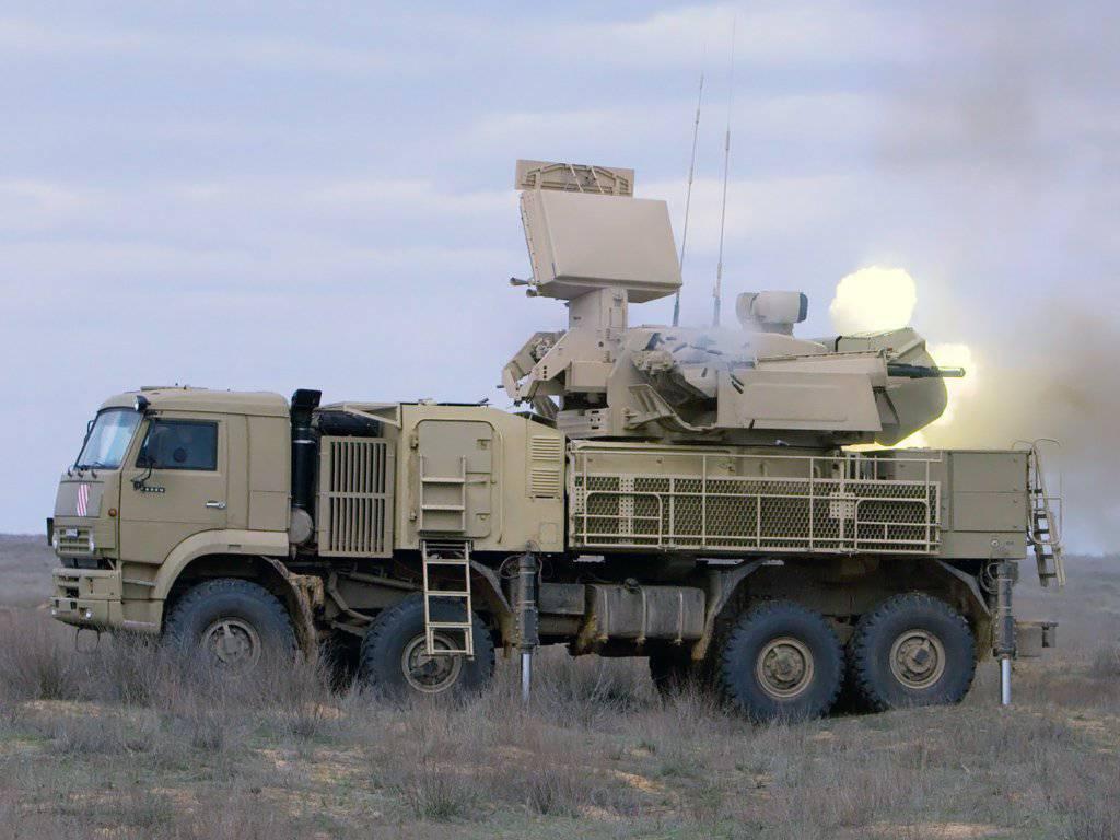 Турецкие комплексы Bayraktar TB2 устроили геноцид российским ракетным комплексам Панцирь С-1