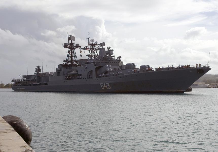 Тихоокеанский флот России получит первый корабль с гиперзвуковыми «Цирконами»