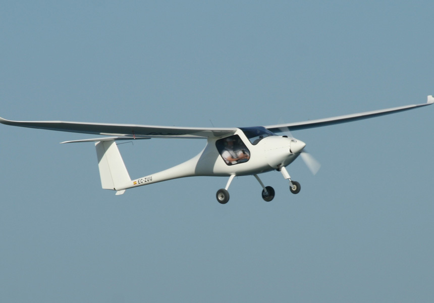 В США создали военный беспилотник на основе спортивного самолёта