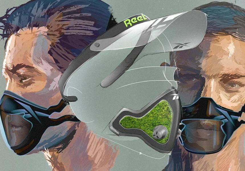 Reebok изобрела технологичные маски для защиты от коронавируса