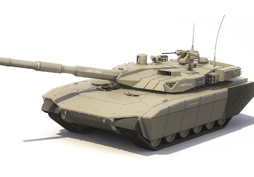 В сети появилось описание китайского танка будущего