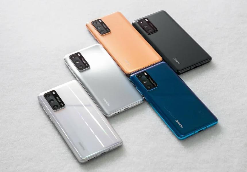 Флагманский камерофон Huawei P40 предлагают по самой низкой цене в России