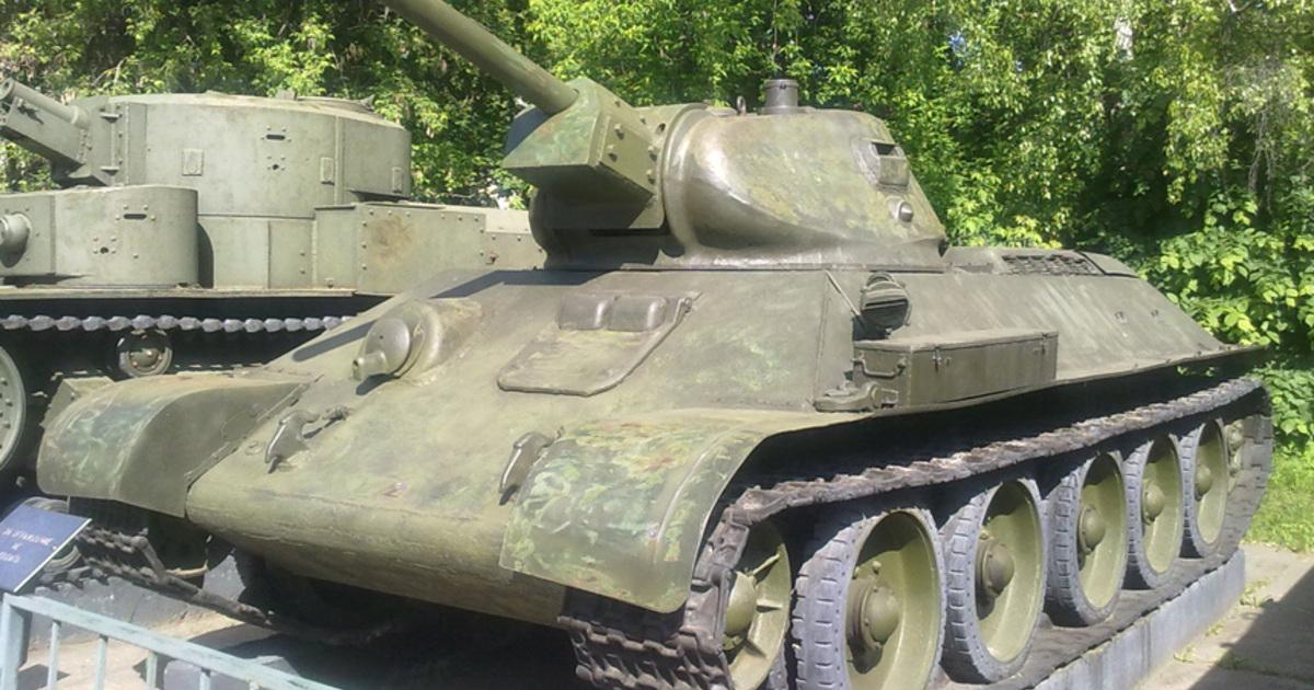 Опубликован список величайших танков в истории