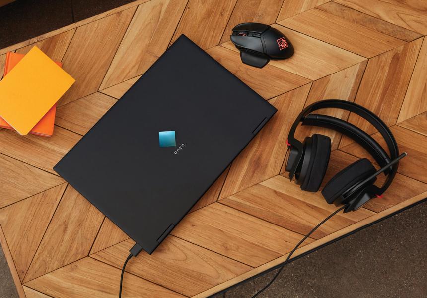HP представила свой главный игровой ноутбук 2020 года