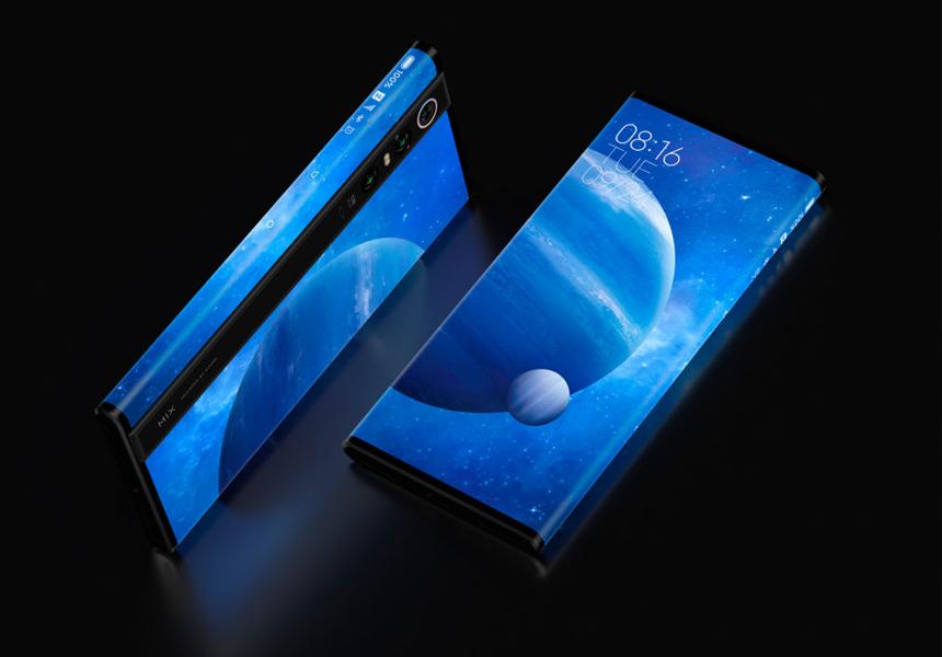 В Xiaomi прокомментировали слухи о новой версии концептуального Mi Mix Alpha