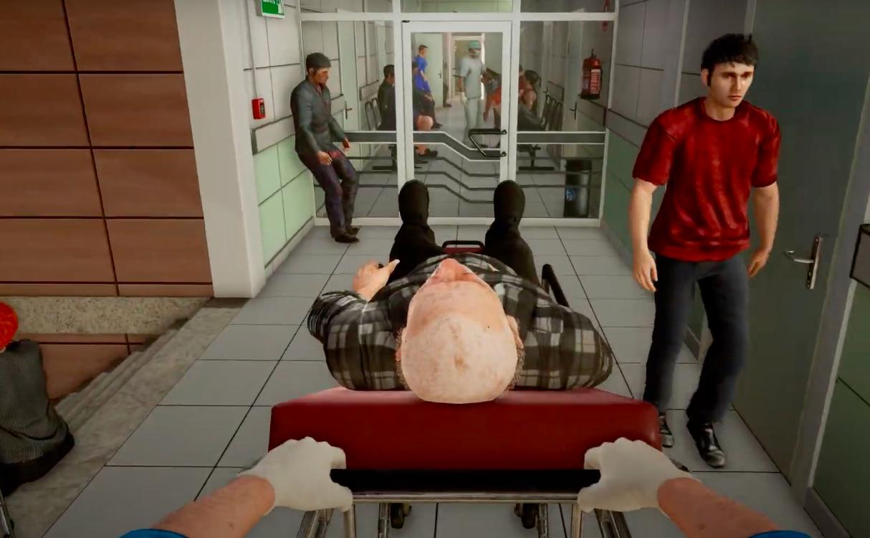Анонсирована игра-симулятор врача во время пандемии