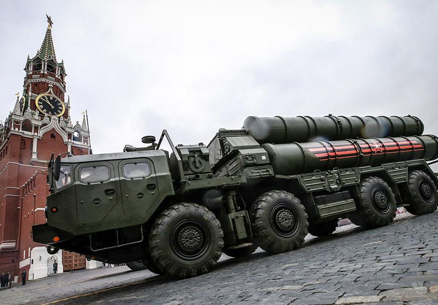 Российские военные отрепетировали отражение авиаудара по Москве