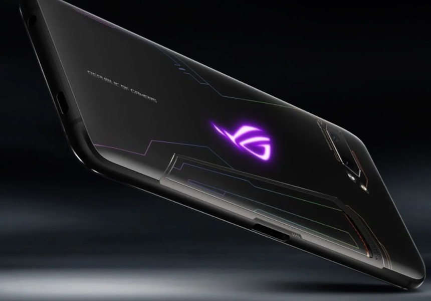 ASUS привезёт в Россию экстремально быстрый смартфон ROG Phone III