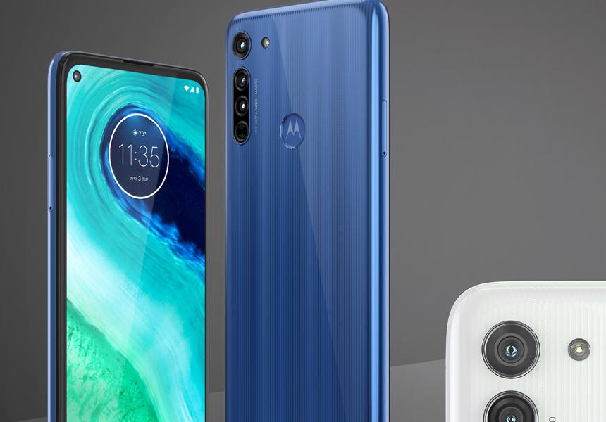 Объявлены российские цены нового бюджетного смартфона Motorola