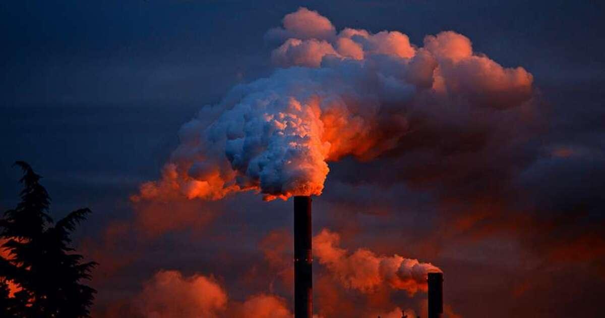 Концентрация углекислого газа в атмосфере установила новый рекорд
