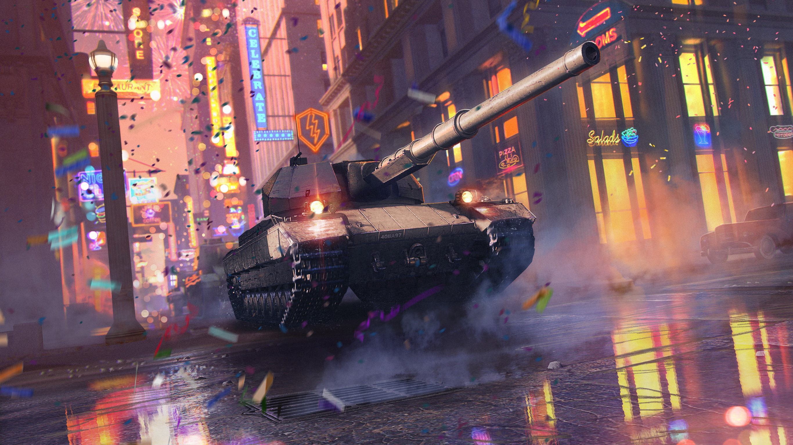 Как мы сделали графику World of Tanks Blitz реалистичнее, и какие мобильные устройства её «тянут»
