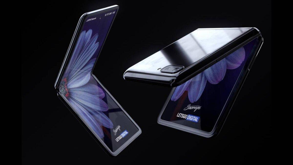 Упоминание неанонсированной гибкой раскладушки линейки Galaxy Z Flip появилось на официальном сайте Samsung