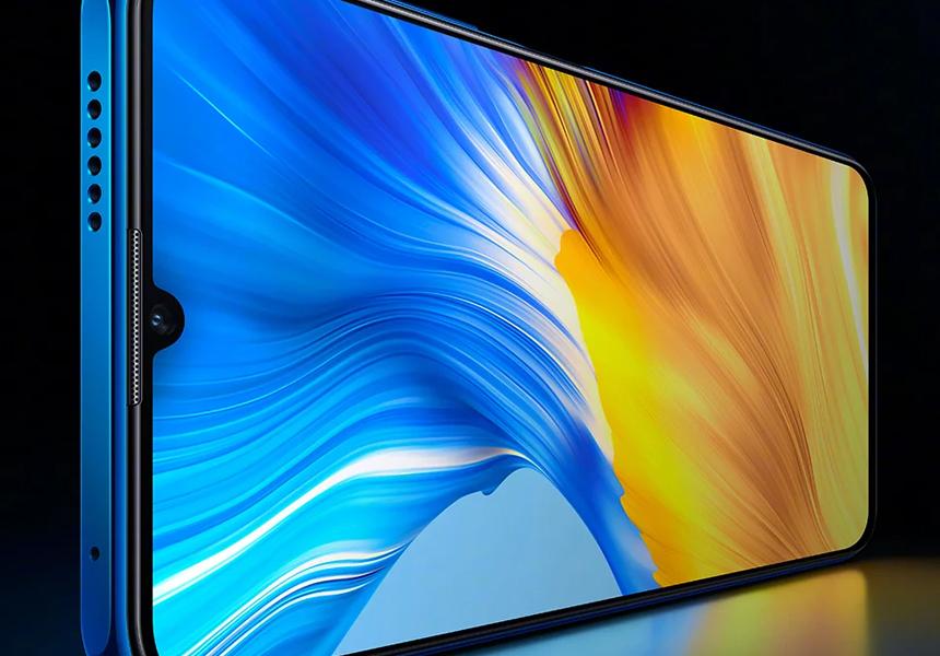 Раскрыты внешность и производительность нового смартфона Honor с огромным экраном