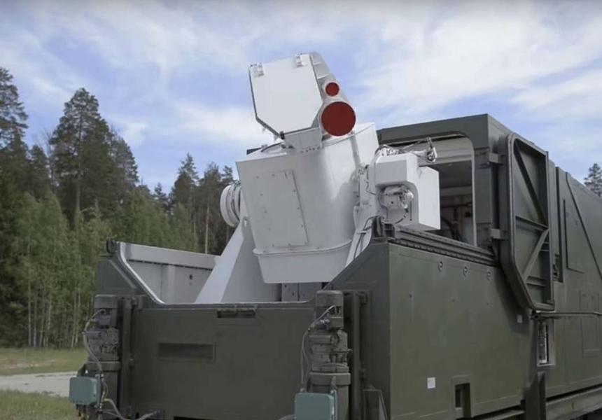 В Китае опровергли миф о способностях нового российского боевого лазера