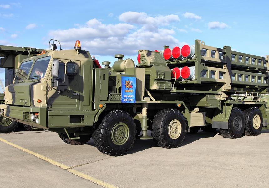 На западе похвалили оцифрованность российского ракетного комплекса С-350