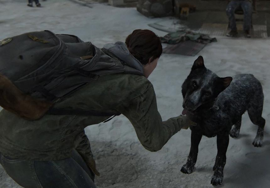 Собрана коллекция игр с возможностью погладить собаку