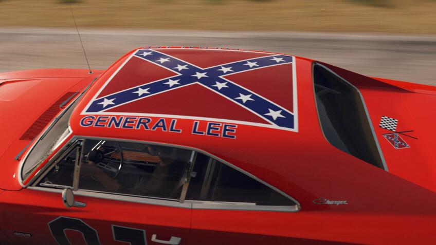 Флаг государства южных штатов США в играх приравняли к свастике