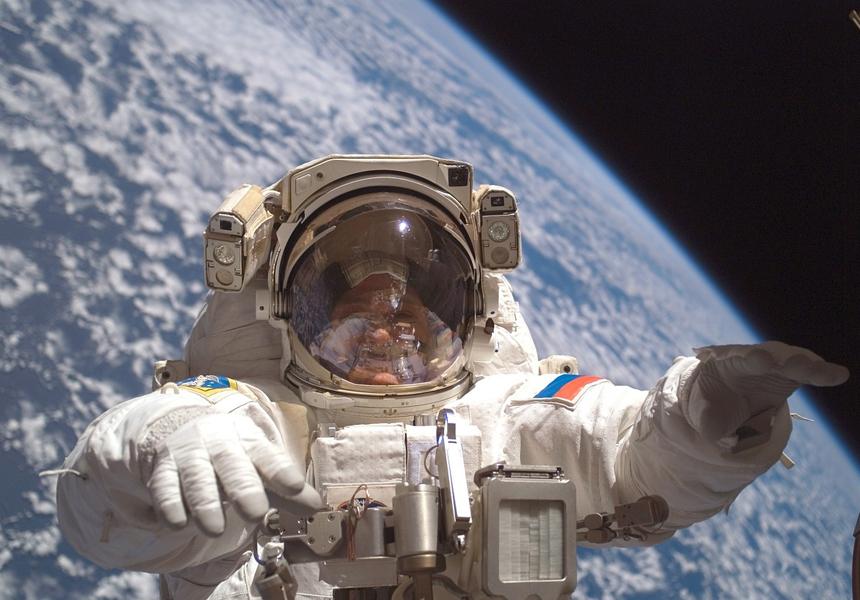 Стало известно, чем сможет заняться турист в открытом космосе