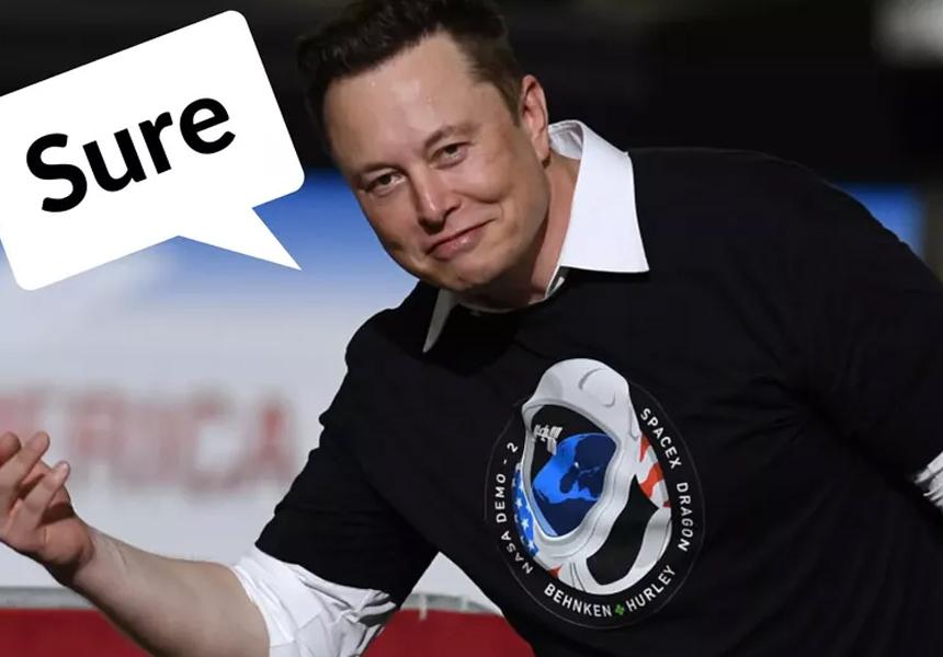 Подсчитано, сколько раз Илон Маск согласился на случайные просьбы в соцсетях в 2020 году
