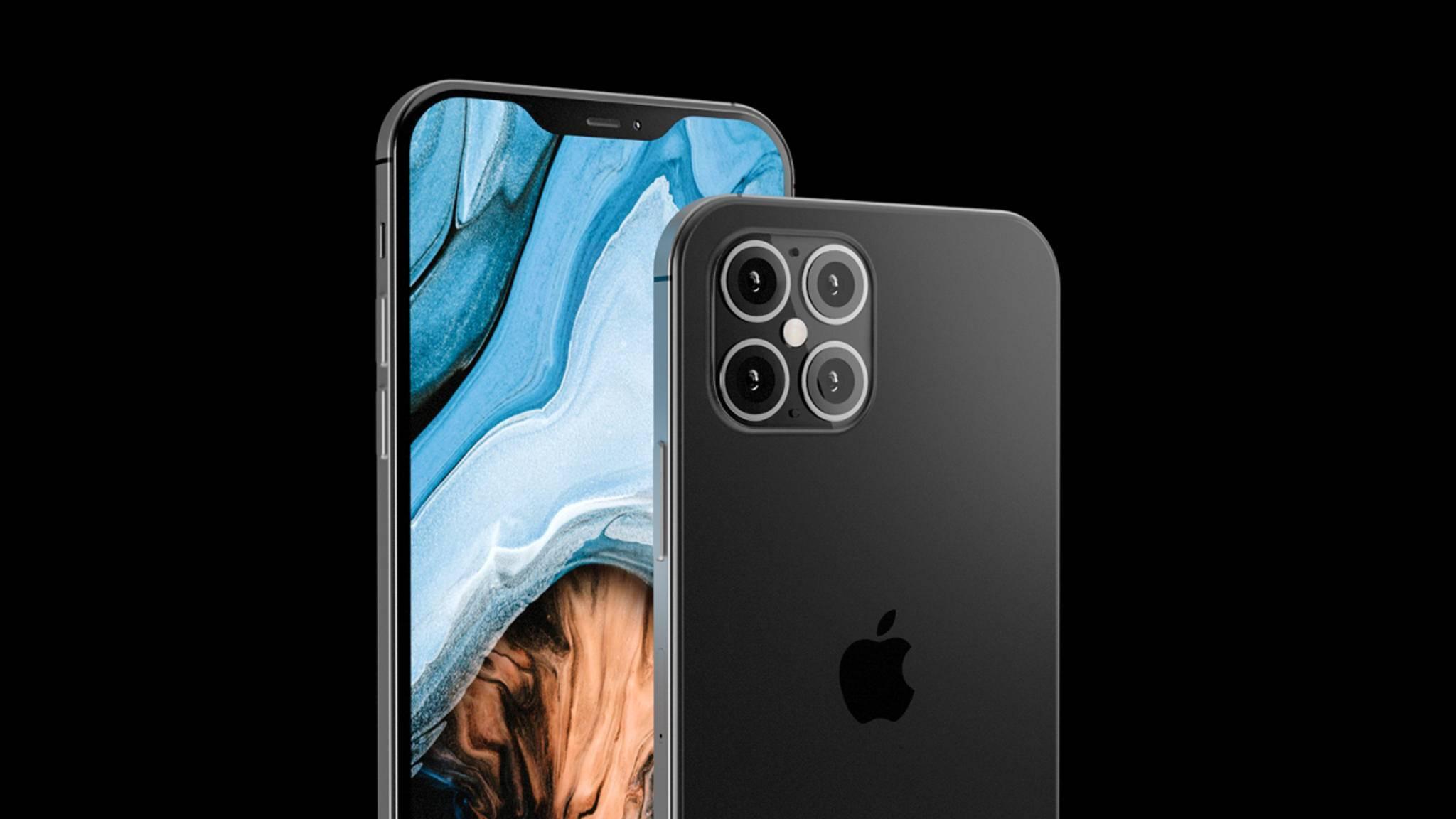 Новый iPhone 12 может получить режим замедленной съемки в 4К