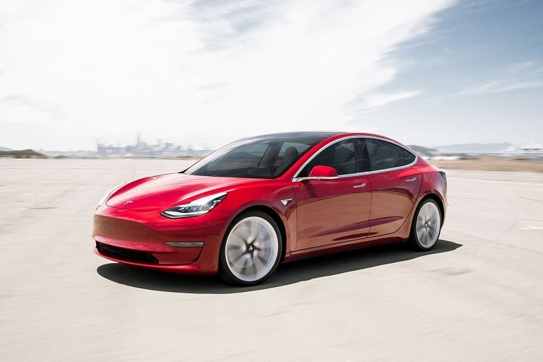 Китайская версия электромобиля Tesla Model 3 оказалась более