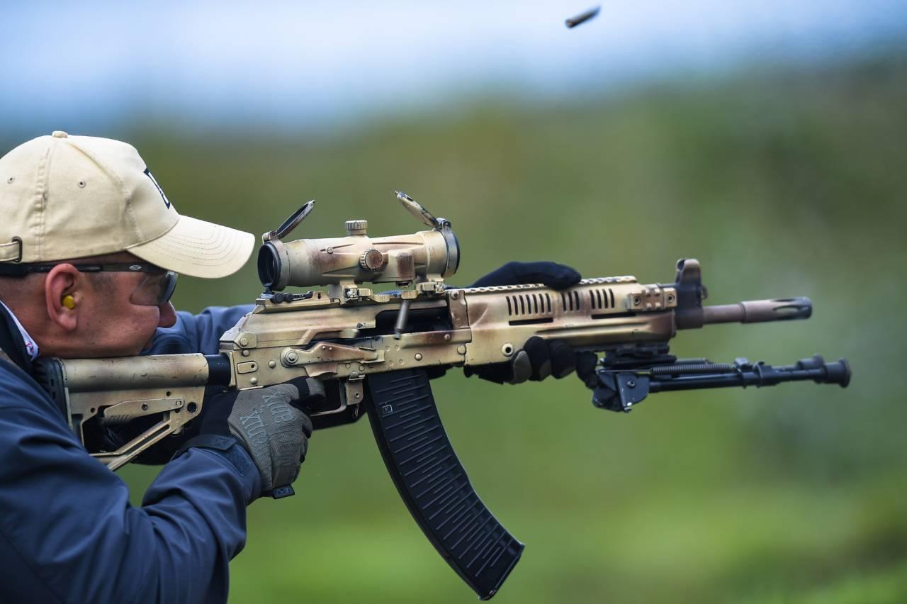 В России создадут новейший ручной пулемет на основе