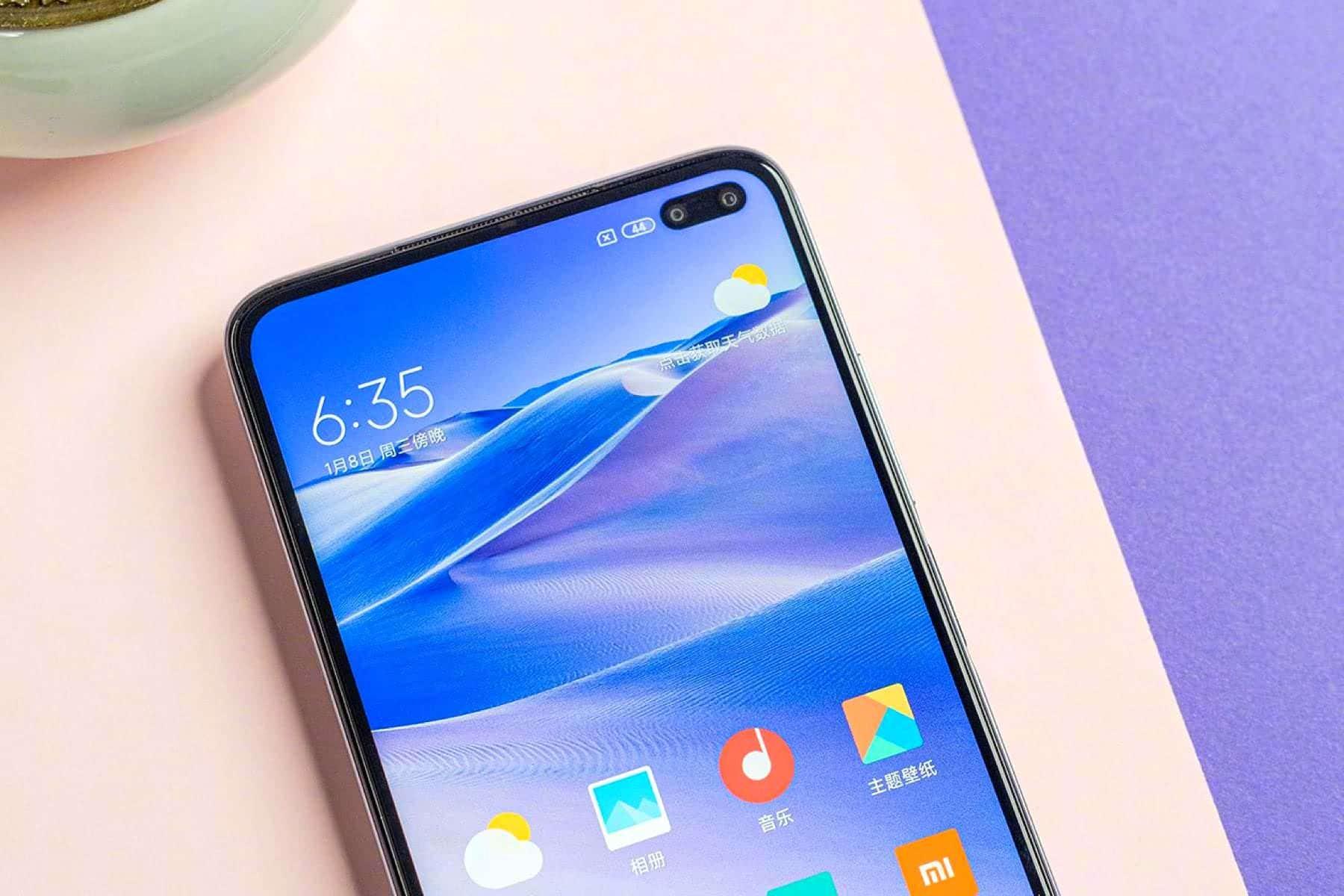 В новом флагмане Xiaomi могут появиться 120 Гц дисплей и стереодинамики