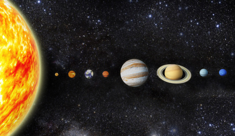 Стало известно, когда земляне смогут посмотреть парад планет