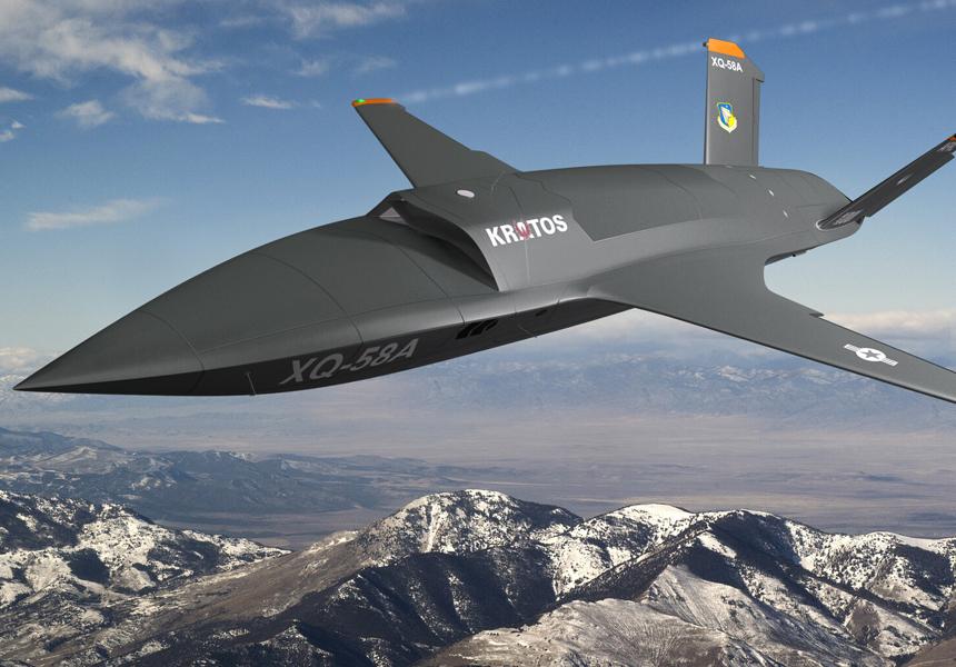 США заменят истребители F-16 беспилотниками