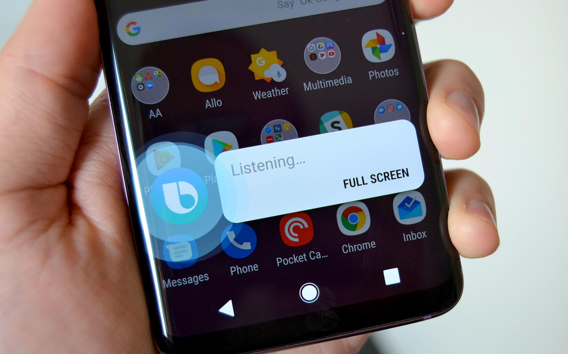 Samsung откажется от собственного голосового ассистента в новых смартфонах