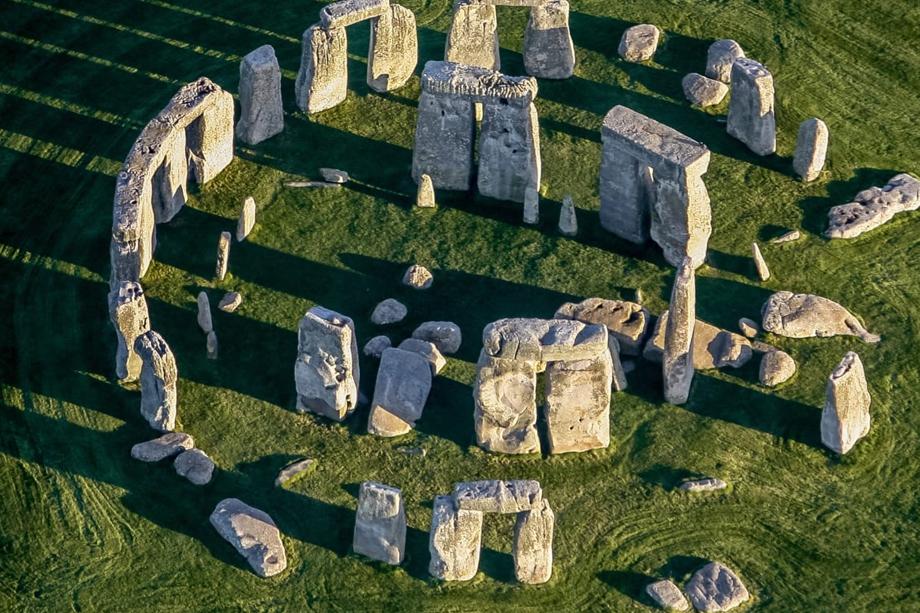 Выяснено происхождение камней Стоунхенджа