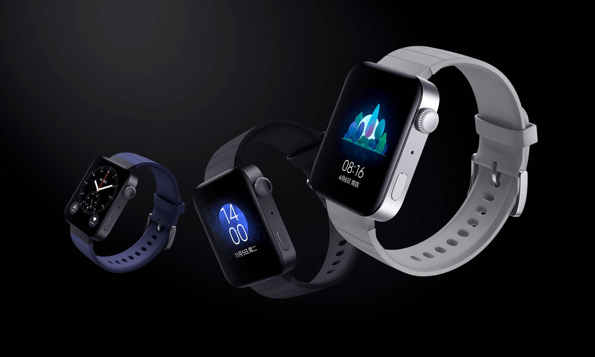 Новые умные часы Xiaomi Redmi Watch анонсируют в ближайшее время