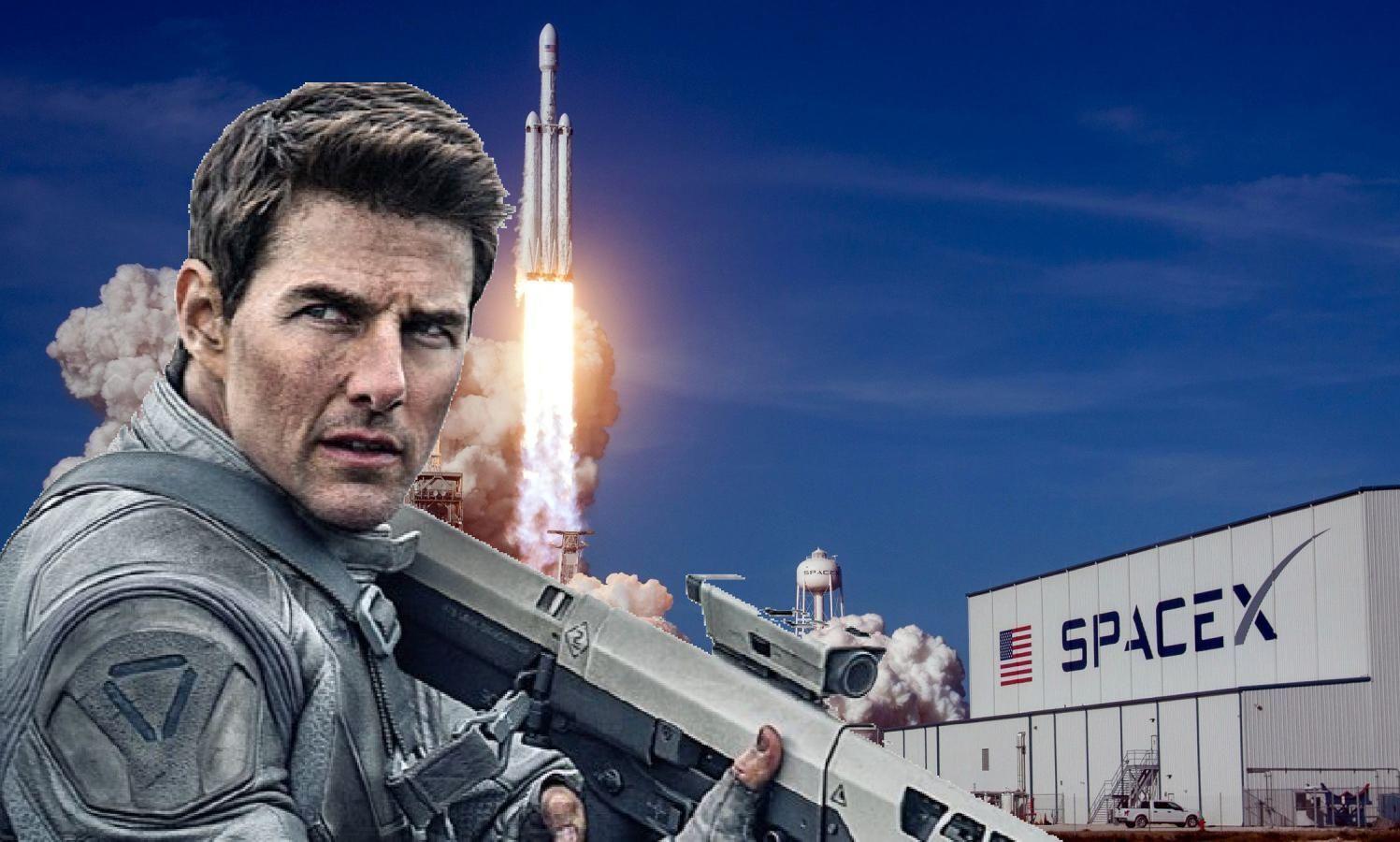 Том Круз получил 200 млн долларов для съемки фильма в настоящем космосе