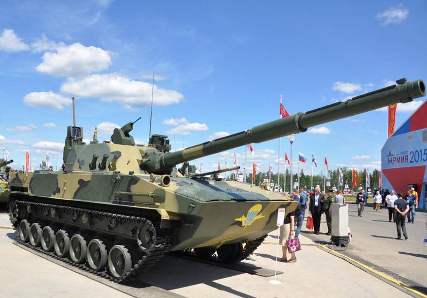 В Польше рассказали о преимуществах российской противотанковой пушки