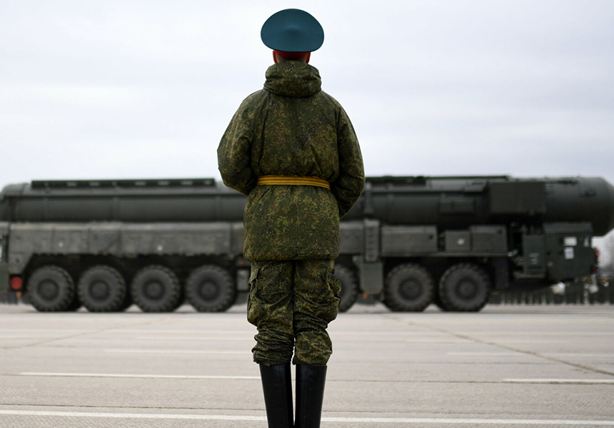 В США сравнили ядерный потенциал России и Китая