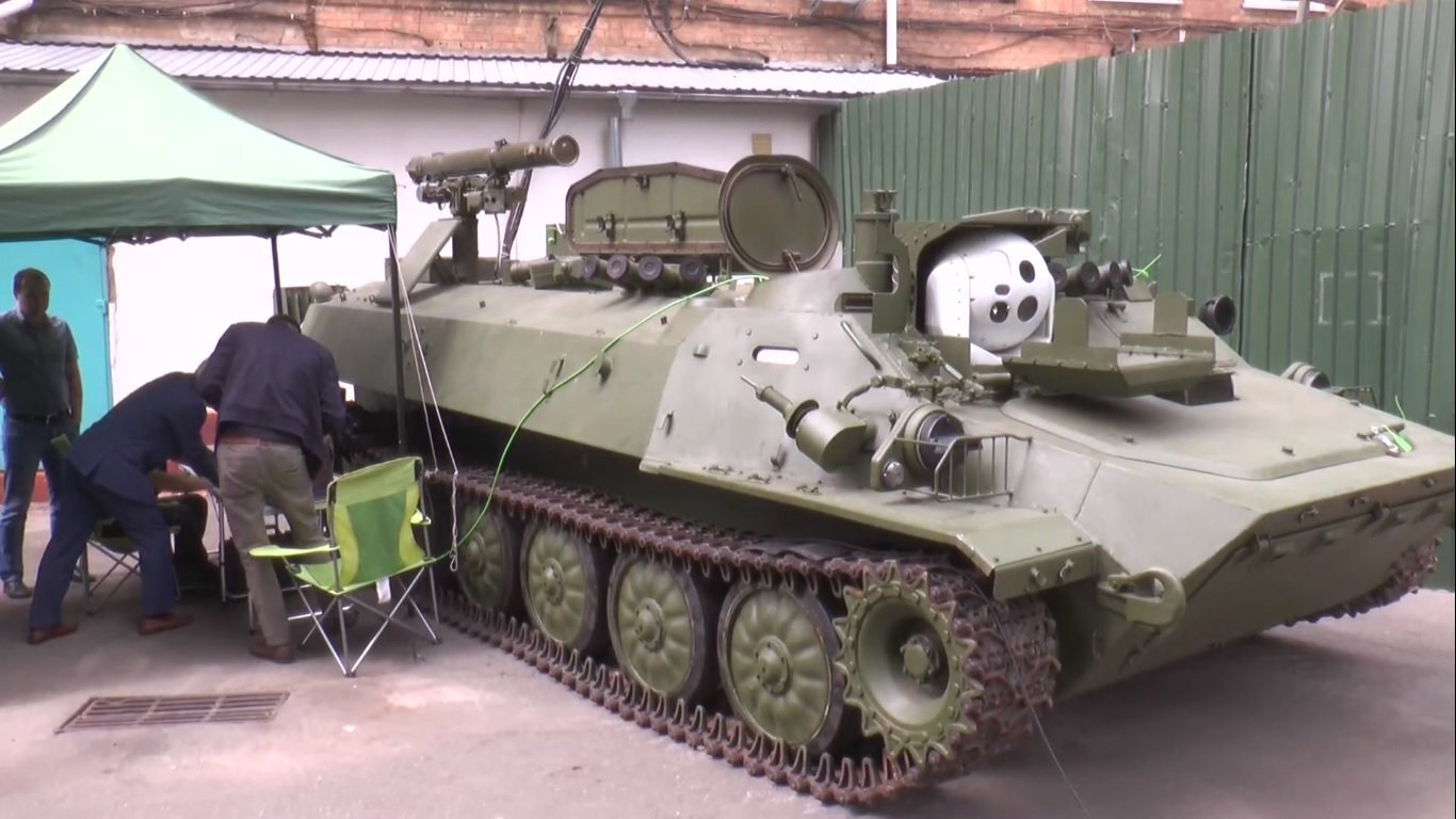 Украина начала пытаться догнать Россию в модернизации советского оружия