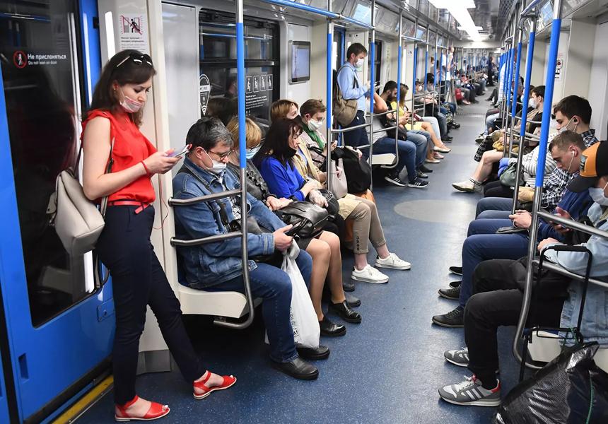 Россиян начнут распознавать по лицу даже в вагонах метро