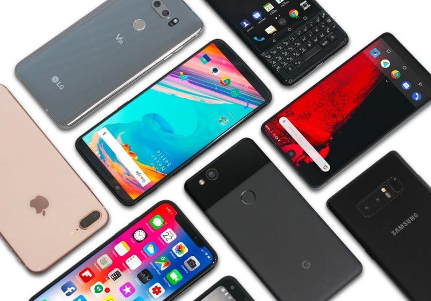 Обновлён рейтинг лучших производителей смартфонов в России