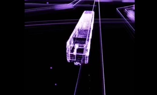 В московском метро начали тестировать голографические экраны