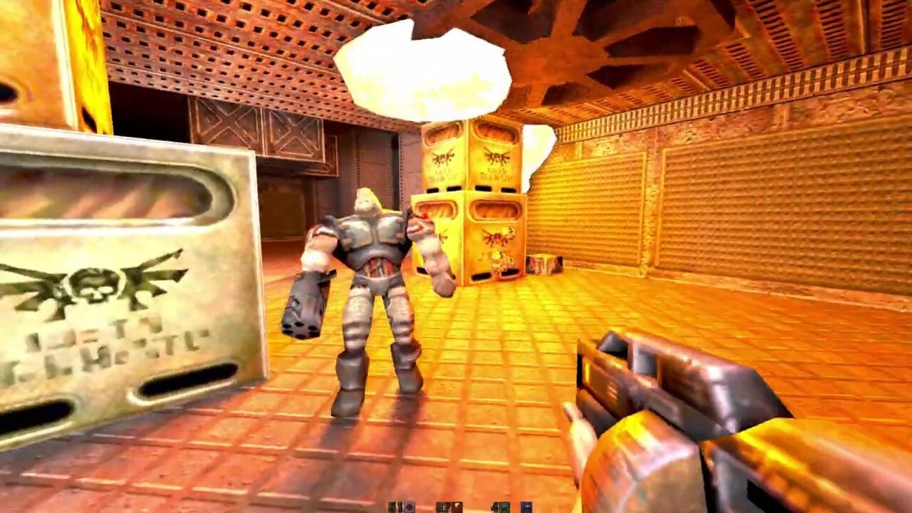 Культовый шутер Quake 2 раздают бесплатно и навсегда