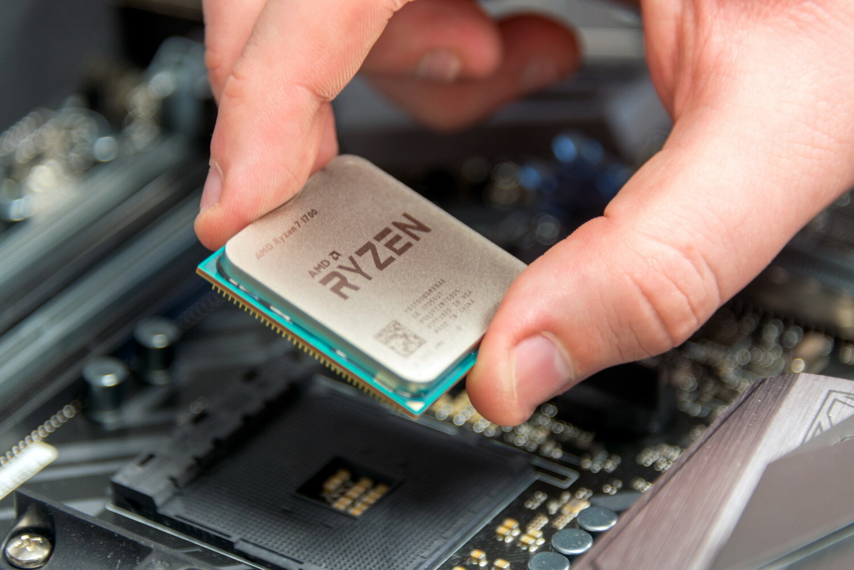 AMD нашла способ создания процессоров с разными по мощности ядрами