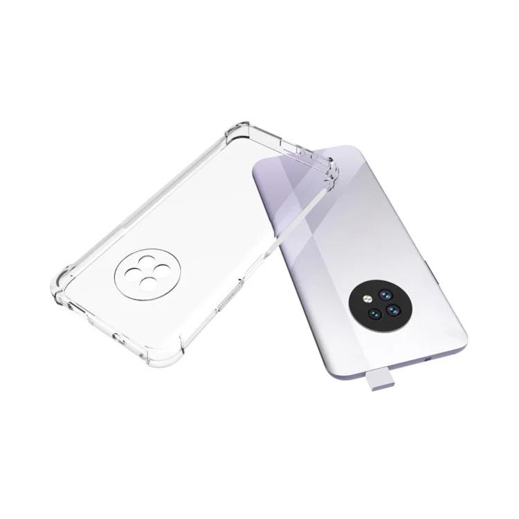 Новый смартфон Huawei с выезжающей камерой показали на фото