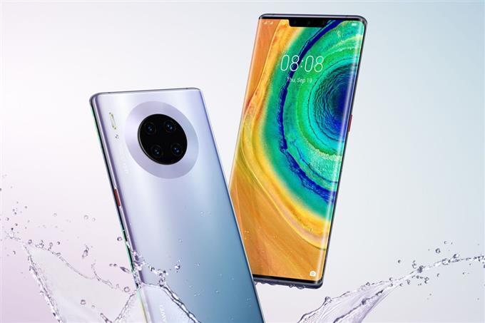 Раскрыты характеристики младшей версии грядущего флагмана Huawei Mate 40