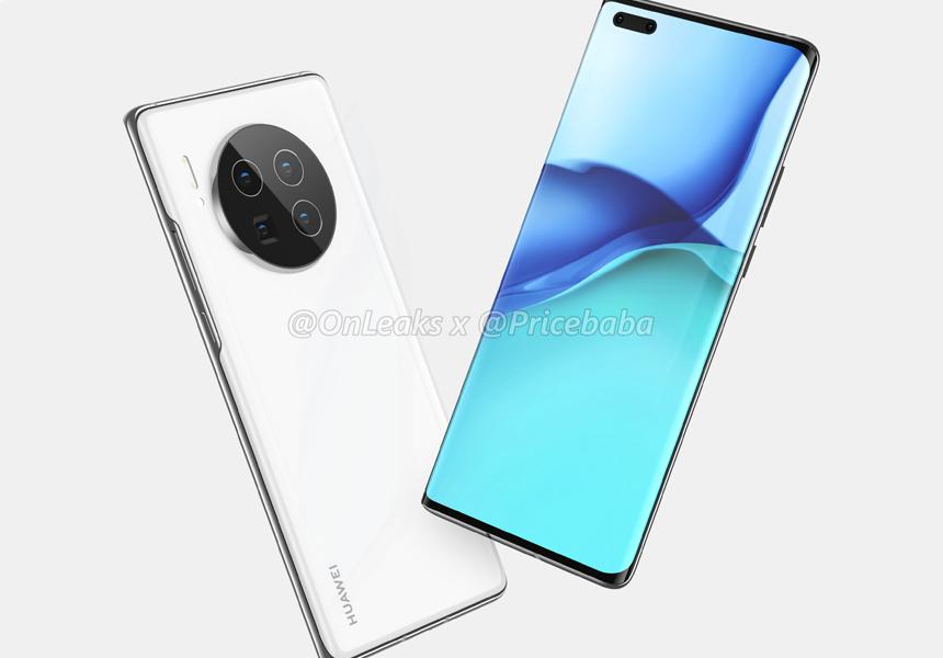 Huawei снабдит свежайшей версией Android только старшую модель серии Mate 40
