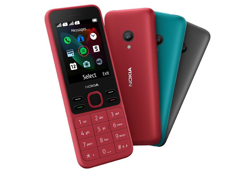 В России выпустили дешёвые телефоны Nokia, способные держать заряд неделями